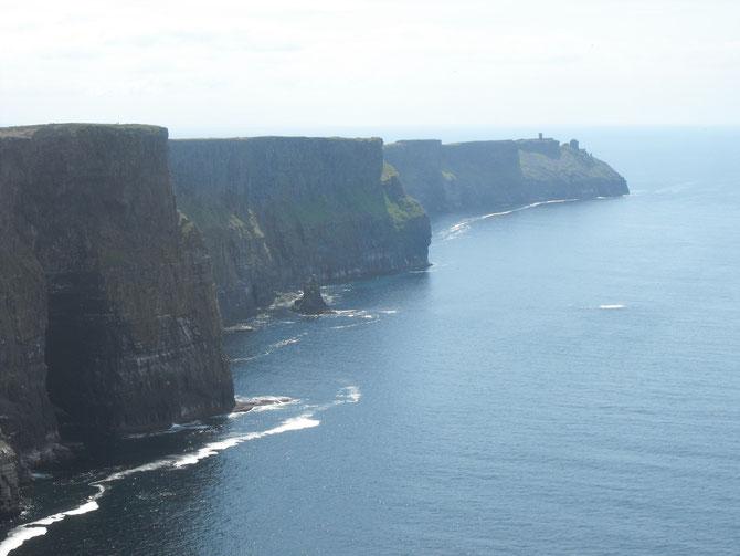 モヘアの断崖