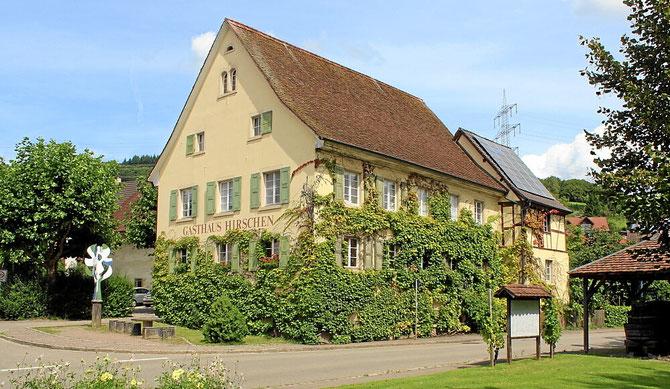 Bild: Gasthaus Hirschen in Kandern Holzen