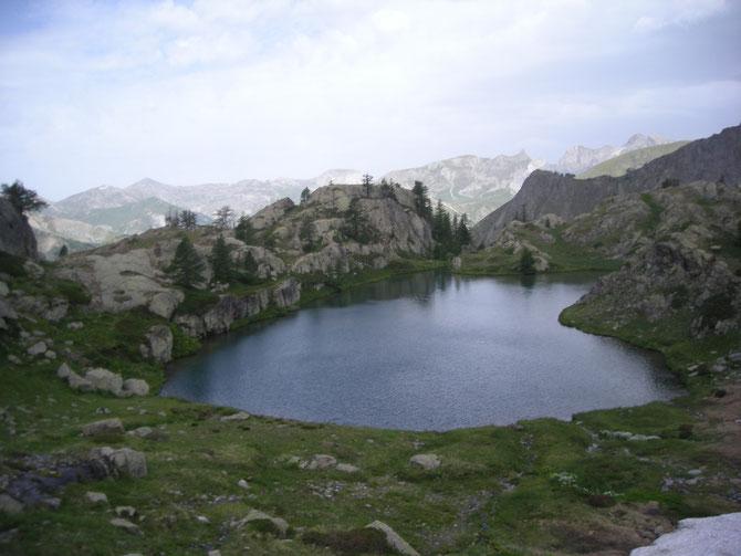Lac de Vens Infèrieur petit