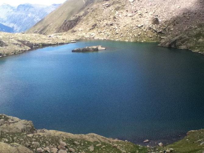 Lac de Ténibre Infèrieur