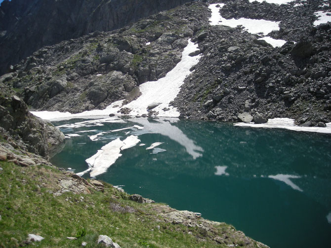 Lac des Rochers-du-Basto 2