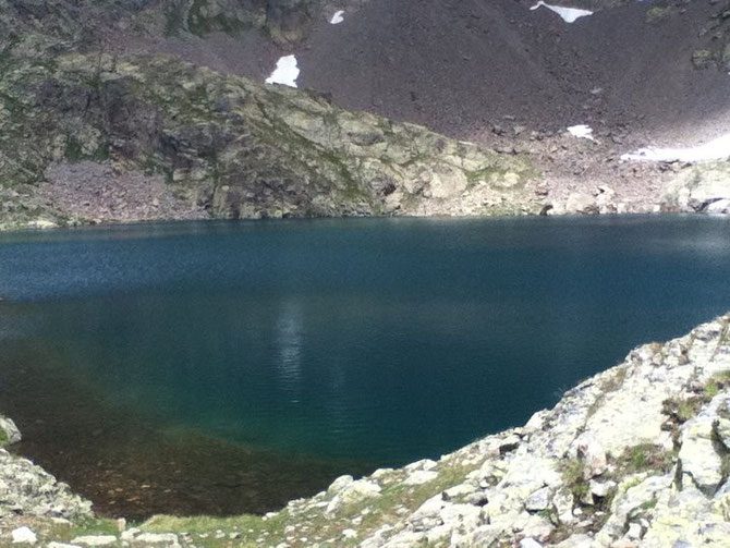 Lac de Ténibre Supèrieur
