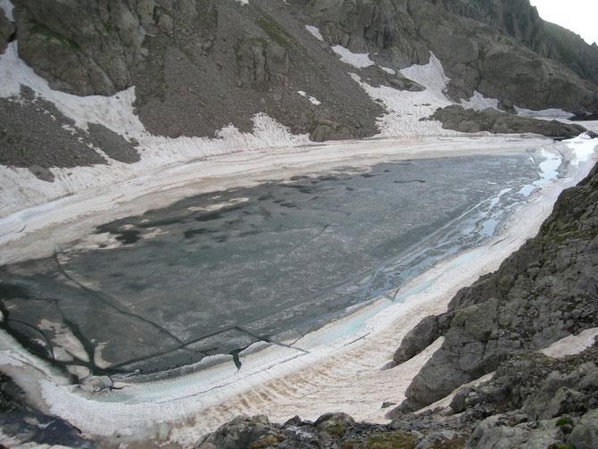 Lac Gelé Supérieur (Grand) 2