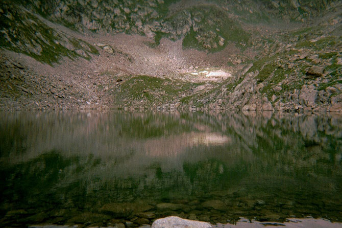 Lac de la Montagnette de Vens