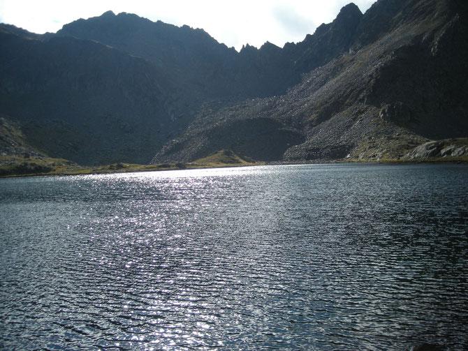Lac de l'Agnel 2
