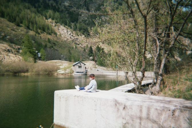 Lac de Barrage de la Minière 2