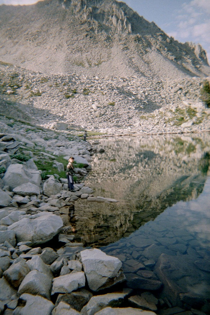 Lac de Fremamorte Median