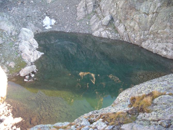 Lac Gelé Infèrieur (petit) 2