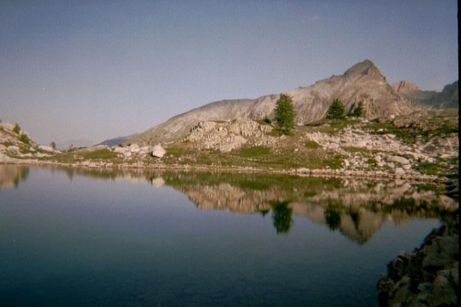 Lac de Fremamorte Infèrieur