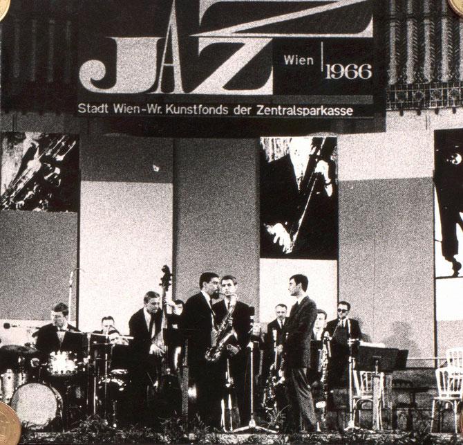 jazz moderne vienne autriche 1966, friedrich gulda wettbewerb