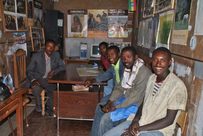 Bale Mountains, Pferdetrekking, Bale Trek, Äthiopien, Reiseführer, Afrika, Büro