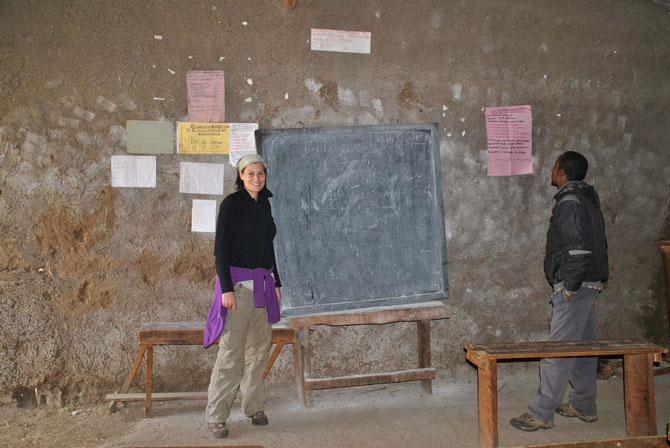 Bale Mountains, Pferdetrekking, Bale Trek, Äthiopien, Reiseführer, Afrika, Schule