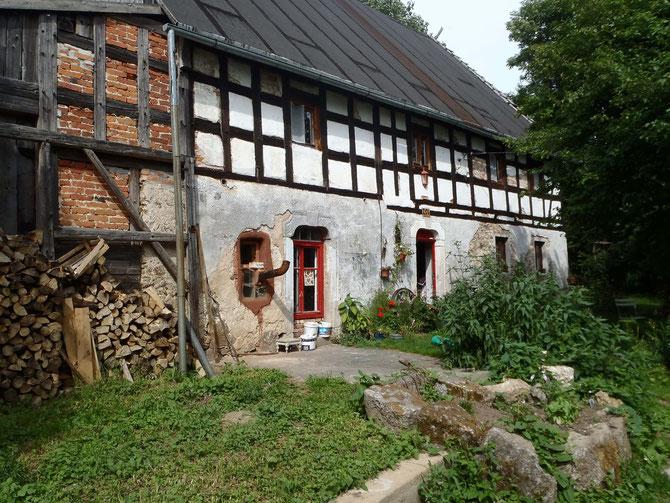 Camp in my Garden, Camping, Polen, Poland, Gajowka