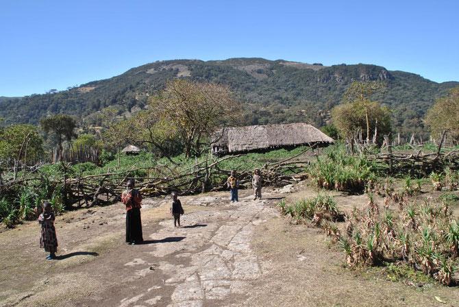Bale Mountains, Pferdetrekking, Bale Trek, Äthiopien, Reiseführer, Afrika, Kinder