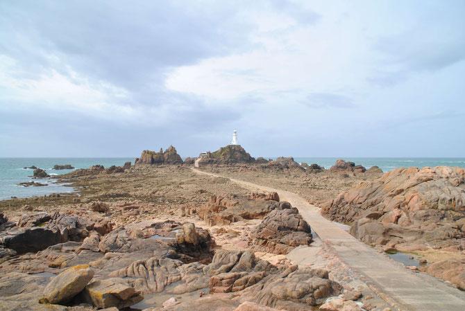 Channel Islands, Jersey, Kanalinseln, Leuchtturm