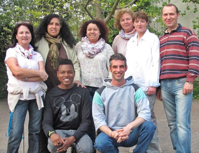 Unser Betreuungs-Team im Frühling 2015