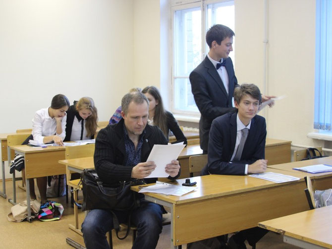 Дима Шорохов и Гриша Кулачкин
