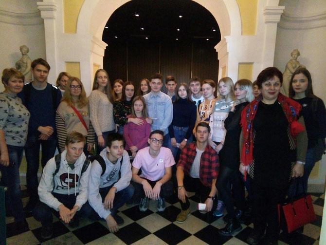 Эрмитаж, в Зимнем дворце Петра Великого.
