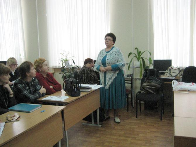 Сенникова Валентина Константиновна