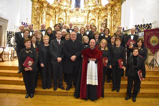 Sermón de las 7 palabras . 19 abril 2019 . Iglesia de San Ignacio . Director Santiago Ruíz .