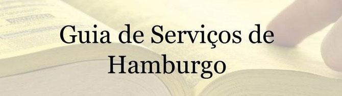 Guia de serviços de Hamburgo
