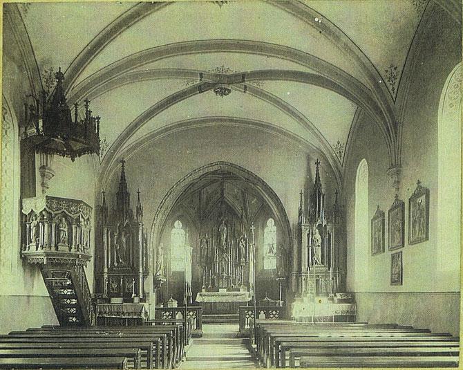 Kirche nach 1884
