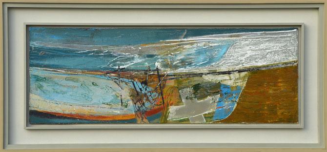 'Incoming Tide, La Louippe' 2014