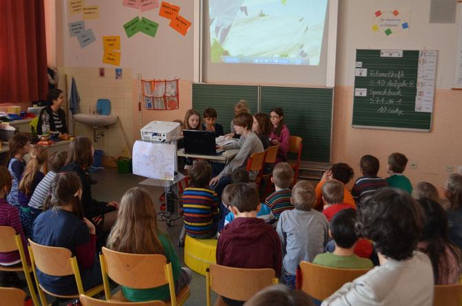 Ludwig-Uhland-Schule am 12. März 2015