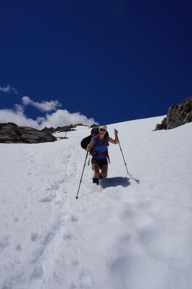Wer sagt, dass wir die Skisaison verpassen?