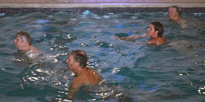 Naturist Swimming