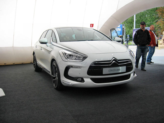 citreon ds5