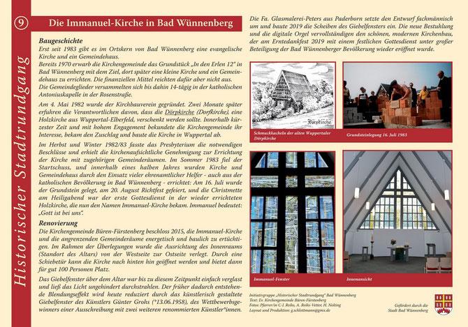 Ein Projekt der Initiativgruppe Historischer Stadtrundgang