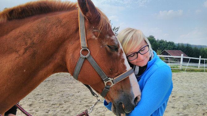 Pferdeheilpraktikerin Madeline Fausel EquiVitalis equivitalis