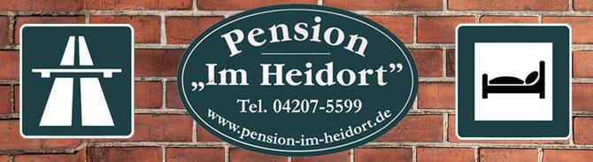 Pension Oyten, Umgebung Bremen