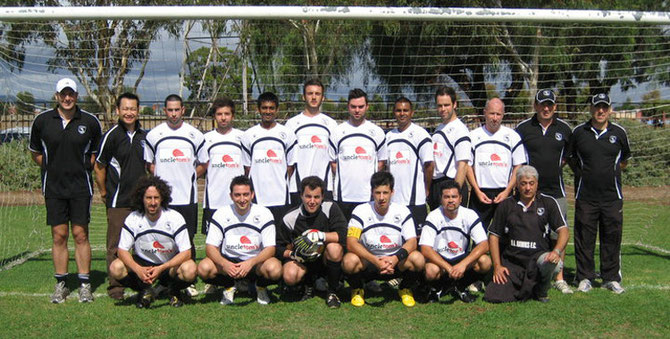 MA Hawks Football club 2010 Season