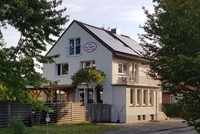 """Das """"English House"""" in der Kasseler Str. Nr. 1 in Nienburg"""