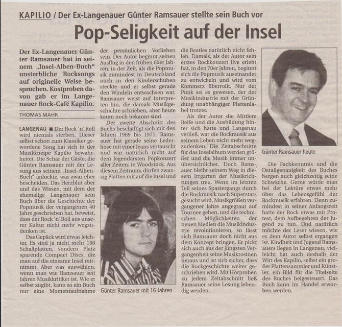 Langenau Aktuell 03.03.2005