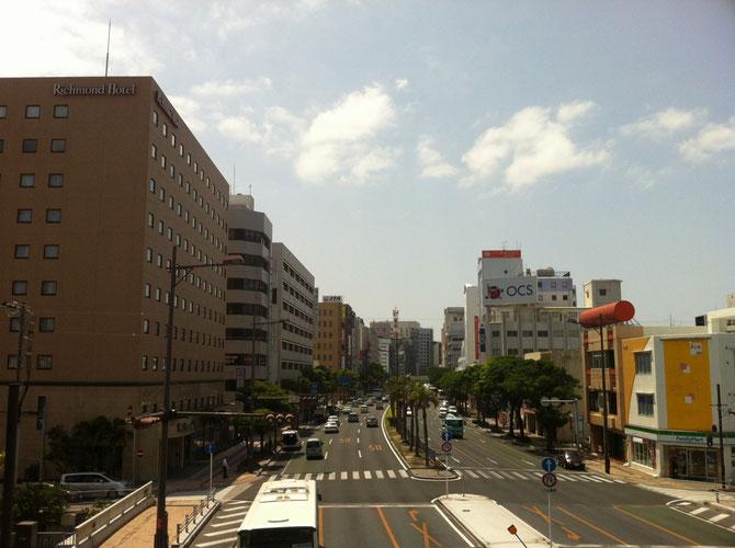 沖縄 那覇 58号線