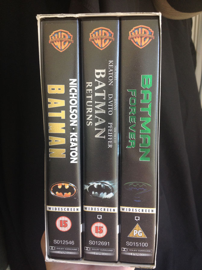 10 A Swedish Batman Collection En Svensk Batmansamling