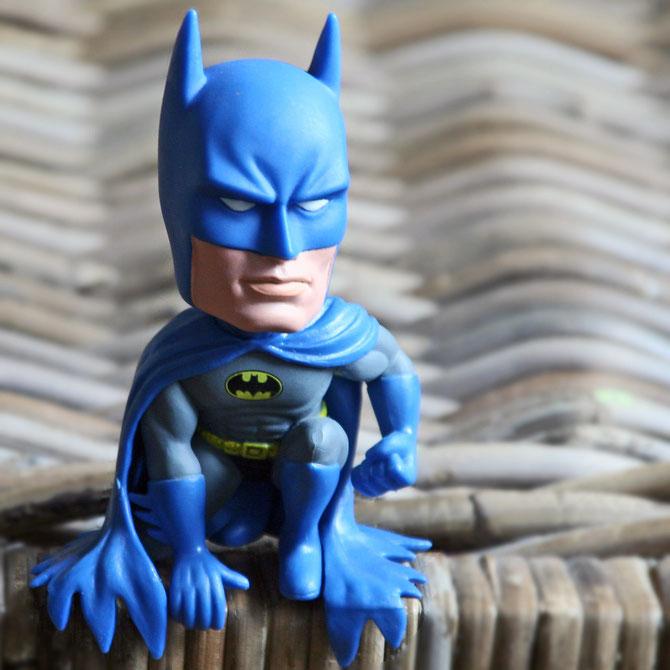 A Swedish Batman Collection