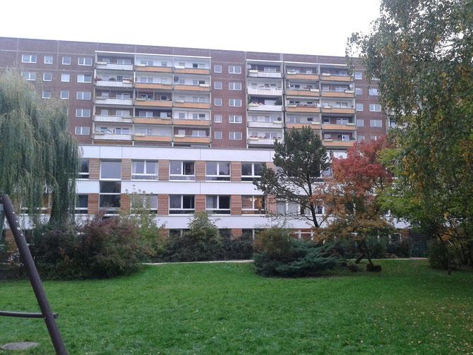 Sperrgebiet KMV Sachsen - Grenzverteidigung im Innern (im Leipziger Stadtteil Grünau)