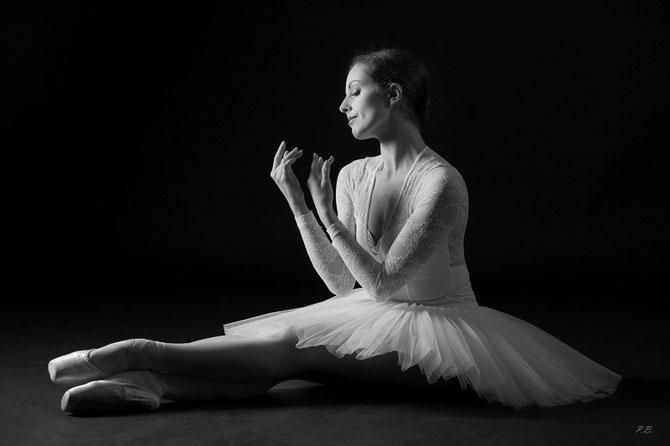Eléonore Guérineau, danseuse de l'Opéra de Paris