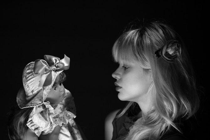 Pauline et la poupée