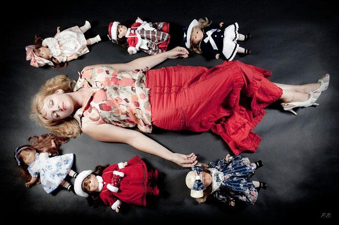 Les poupées de Svetlana