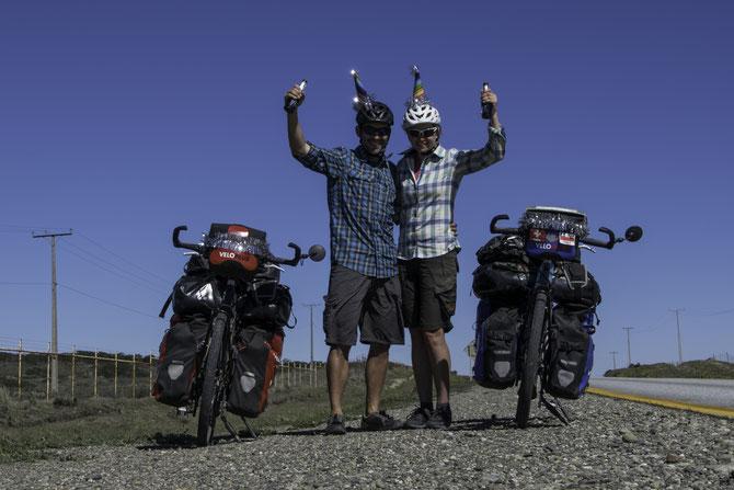 10'000 km – wenn das kein Grund zum Feiern ist