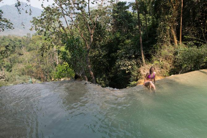 Der natürliche Infinity-Pool