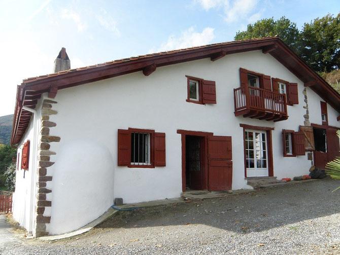 Mailuenborda route de lizarrieta 64310 sare sare pays - Chambre d hote sare pays basque ...