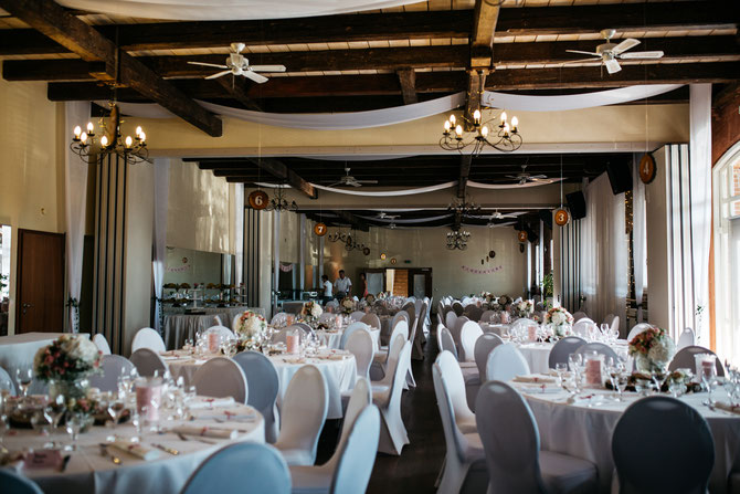Partyraum in Lingen: Tanzgalerie Räumlichkeiten (Hochzeit, Geburtstag, Weihnachtsfeier, Präsentationen, Firmenjubiläen)
