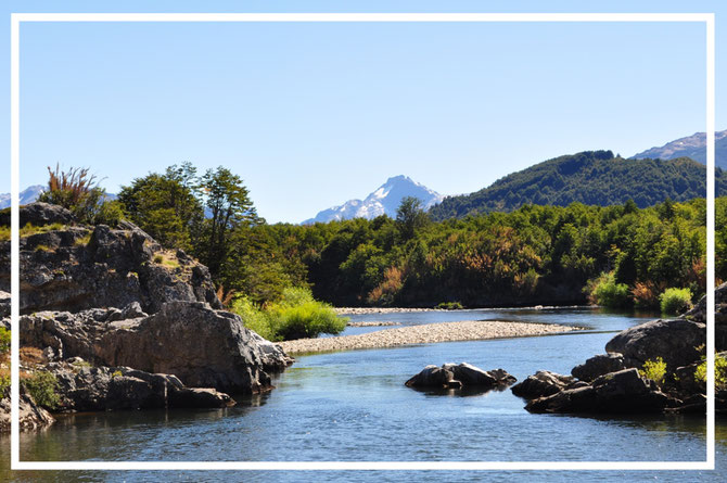 Fly fish Central Patagonia, Argentina, FFTC.club destination, El Encuentro Fly Fishing partnered Las Pampas Lodge, Fly fish freshwater destinations. Wild and Trophy Trout. Beautiful Patagonian Landscape