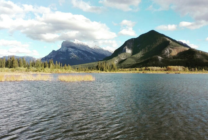 Vermillion Lakes - Banff Nationalparc Kanada